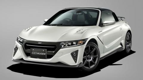 Honda S660 Mugen Power