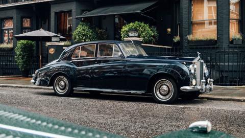 Lunaz Rolls-Royce eléctricos