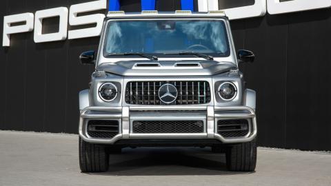 Mercedes-AMG G63 Posaidon