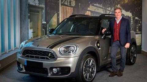 MINI Countryman SE Carlos Sainz