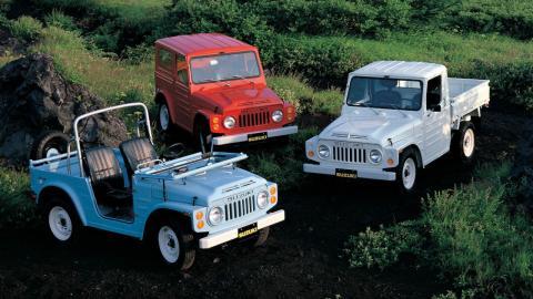 modelos más importantes de la historia de Suzuki