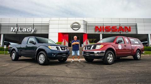 Recorre más de un millón y medio de kilómetros con su Nissan Frontier (Navara)