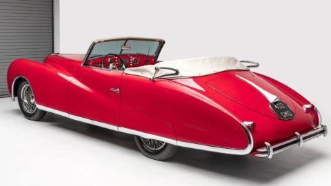 Subasta Delahaye 175 Cabriolet Elton John