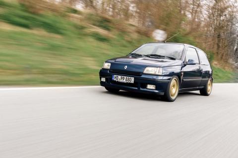 30 años de Renault Clio