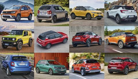 5 SUV baratos e interesantes para comprar antes de fin de año