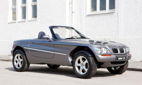 Los 7 prototipos más arriesgados de la historia de BMW