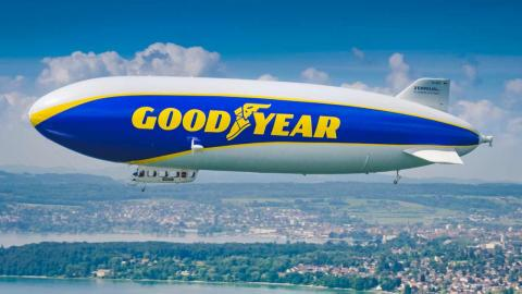 Blimp Goodyear