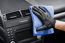 Cómo desinfectar coche de COVID 19