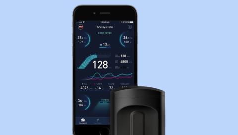 Controla las constantes vitales de tu coche con este OBD para smartphone