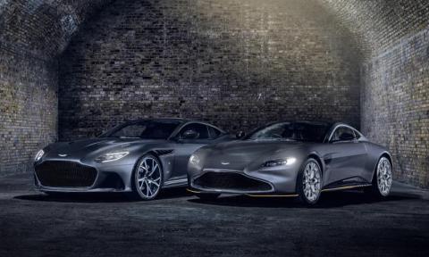 Los espectaculares coches de James Bond en 'No time to die'