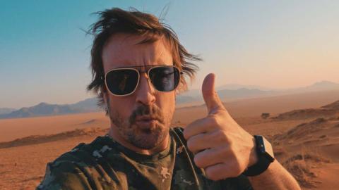 Fernando Alonso documental