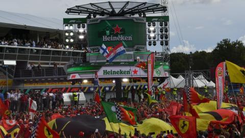 Ferrari Monza aficion