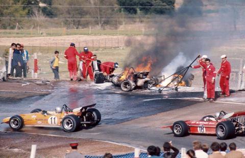 Historia de la seguridad en la F1