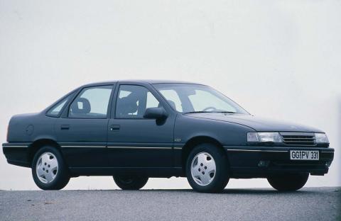 La increíble historia del Opel Vectra