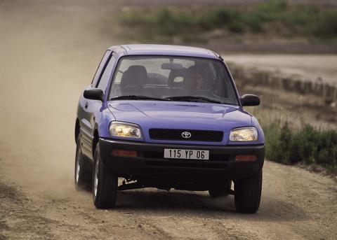 La increíble historia del Toyota RAV4