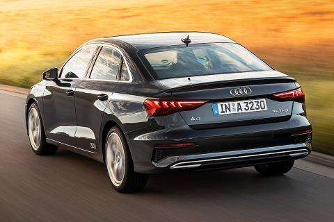 Prueba del Audi A3 Sedan 2020