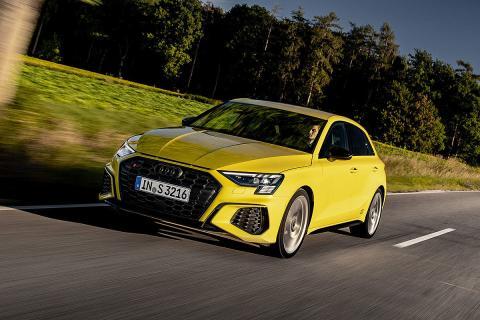 Prueba del Audi S3