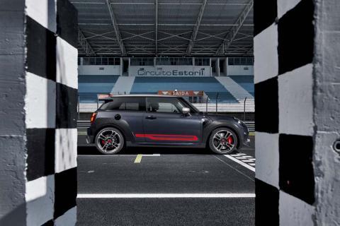 Prueba Mini John Cooper Works GP 2020