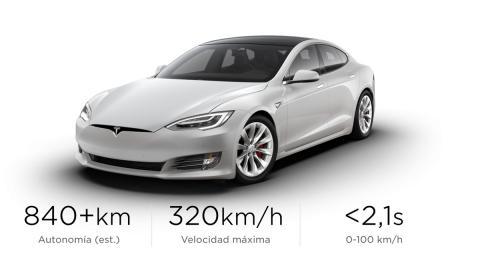 El Tesla Model S Plaid sale a la venta: 100 km/h en menos de dos segundos