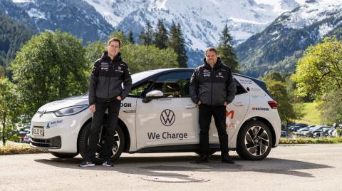 Volkswagen ID.3, esta es su verdadera autonomía en una prueba real