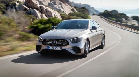 Los 5 peores rivales del Mercedes Clase E 2021