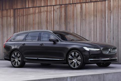 Los 5 peores rivales del Volvo V90 2020
