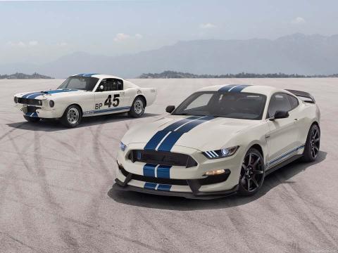 Los 7 deportivos más legendarios de Ford: Mustang