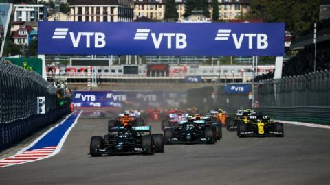Carrera F1 Rusia