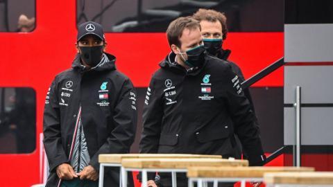 Equipo Mercedes F1