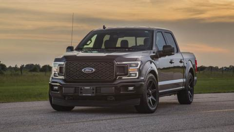Ford F-150 HPE750 Hennessey Performance