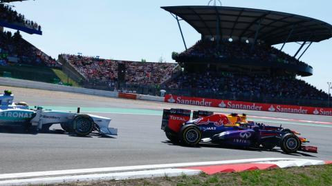 GP Nurburgring F1