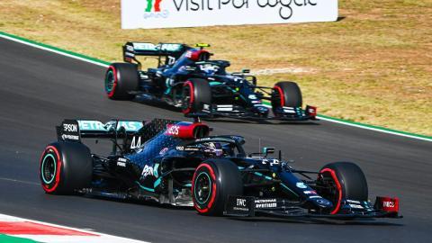 F1 Portugal 2020 Cómo Ver La Carrera Gratis Y En Directo F1 Autobild Es