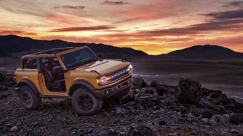 La increíble historia del Ford Bronco