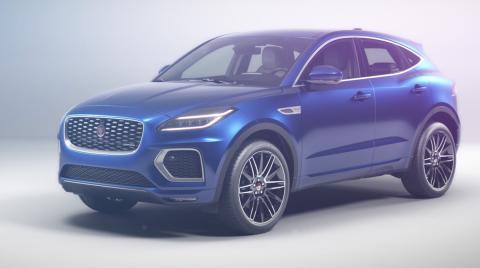 Jaguar E-Pace 2021: