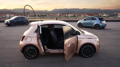 Nuevo Fiat 500 3+1
