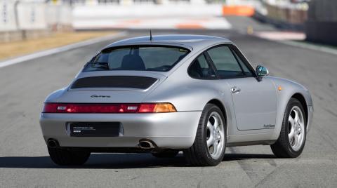Un Porsche 911 eléctrico…. ¡de 1975!