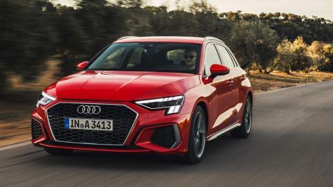 Prueba Audi A3 Sportback 2020 35 TDI