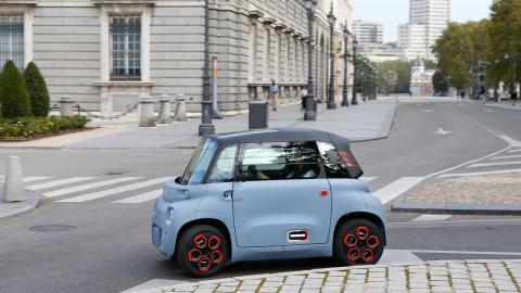 Prueba Citroën AMI 2021