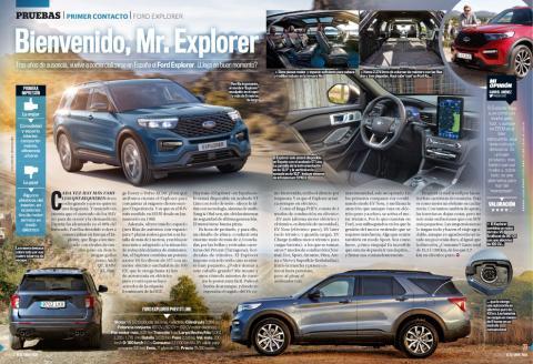 Revista Auto Bild número 620