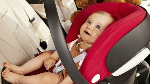 Esta es la sillita infantil más segura de 2020