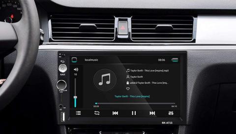 Sistema multimedia Android Auto
