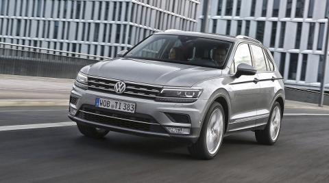 Los 10 SUV que más se venden en España