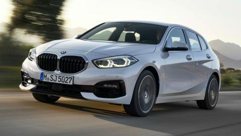 BMW Serie 1 2021