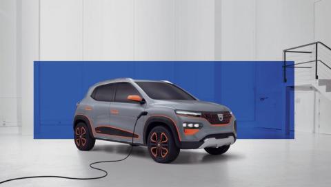Dacia Spring: las cinco claves del primer eléctrico de Dacia