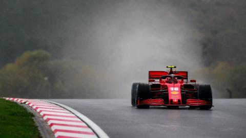 Leclerc GP Turquía