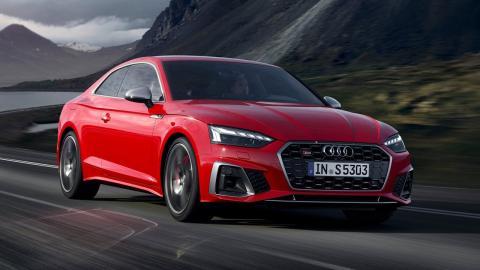 Prueba del Audi S5 TDI