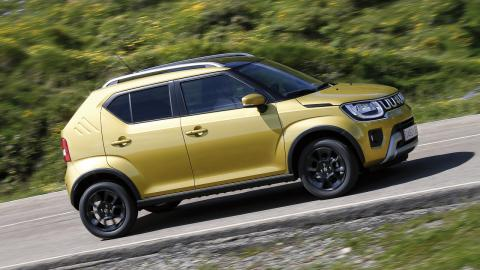 Prueba del Suzuki Ignis GLX 1.2L mild hybrid