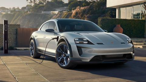 4 Porsche llegan 2021