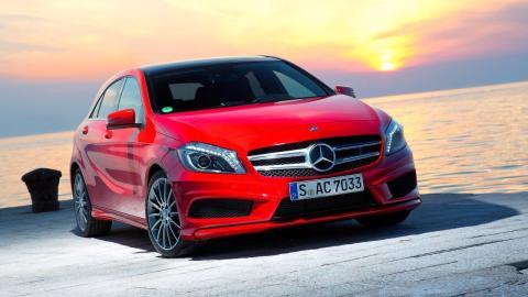 5 mejores Mercedes motor Renault comprar segunda mano