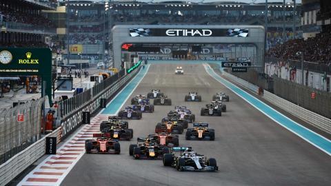 GP Abu Dhabi 2020